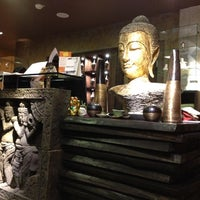 Photo taken at Sabai by Tom N. on 3/2/2012