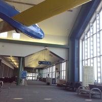 Photo taken at Elmira / Corning Regional Airport (ELM) by Kat J. on 7/16/2012