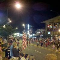 Photo taken at Gatlinburg, TN by Darrell W. on 7/4/2012