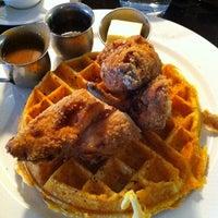 Photo taken at Town Restaurant by Annalynn on 2/18/2012