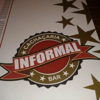 Photo taken at Informal Bar by Ricardo Zonablue C. on 9/1/2012
