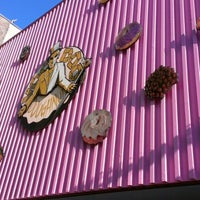 Photo taken at Voodoo Doughnut Tres by Grant M. on 5/16/2012