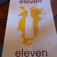 Photo taken at Eleven Eleven by Brian C. on 5/22/2012