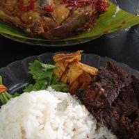Photo taken at Nasi Padang Kampung Baru by imNieta on 6/14/2012