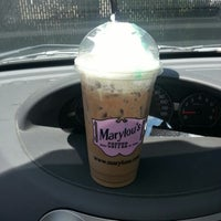 Photo taken at Marylou's Coffee by Mary on 8/28/2012