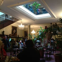 Photo taken at Bewley's Café by Derek Hans P. on 4/9/2012