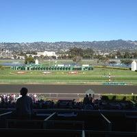 Photo taken at Golden Gate Fields by Elliot T. on 8/19/2012