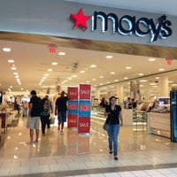 Photo taken at Macy's by Rafaella B. on 3/30/2012