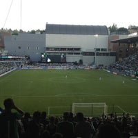 Photo taken at Providence Park by Kyle L. on 8/26/2012