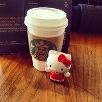 Photo taken at Starbucks by Javier on 2/26/2012