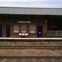 Photo taken at Hitchin Railway Station (HIT) by Tony I. on 6/14/2012