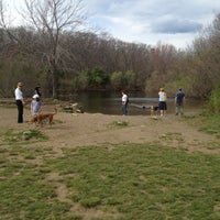 Photo taken at Callahan State Park - Dog Pond by Chris B. on 4/15/2012