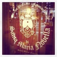 Photo taken at Santa Maria Novella by Anthony S. on 3/12/2012