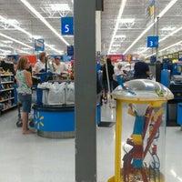 Photo taken at Walmart Supercenter by Vanessa A. on 5/28/2012