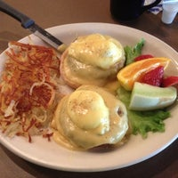 Photo taken at Queen Anne Cafe by Farah F. on 9/3/2012