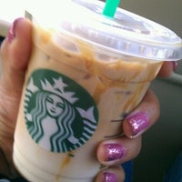 Photo taken at Starbucks by Dy F. on 9/2/2012