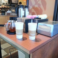 Photo taken at Panera Bread by Gus 👾 on 9/10/2012