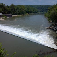 Photo taken at Jims Seafood on the River by Michael T. on 7/23/2012