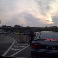 Photo taken at Bulatan Tun Dr Awang (Roundabout) by Yen on 8/3/2012