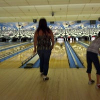 Photo taken at Kearny Mesa Bowl by Angela M. on 7/19/2012