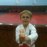 Photo taken at U.S. Tae Kwon Do College by Don F. on 5/7/2012