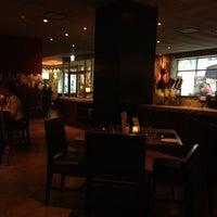 Photo taken at Markethouse Restaurant by Giovanna Z. on 5/27/2012