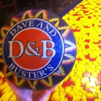Photo taken at Dave & Buster's by Stacy H. on 6/2/2012