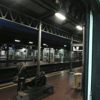 Photo taken at Stazione Prato Centrale by Andrea G. on 5/1/2012