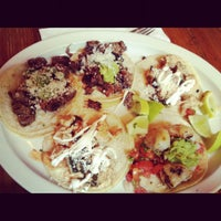 Photo taken at Pinche Tacos by Sade on 9/8/2012