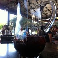 Photo taken at FIREFLY* Tapas Kitchen & Bar by Deana H. on 5/6/2012