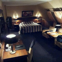 Photo taken at Van der Valk Hotel Hengelo by Floris W. on 2/6/2012