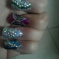 Photo taken at JK Nails by Lisa R. on 3/16/2012