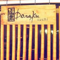 Photo taken at Doraku Sushi by Thuan H. on 8/26/2012