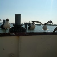 Photo taken at Galveston - Bolivar Ferry by Shelby M. on 5/17/2012