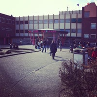 Photo taken at Hogeschool Inholland by Miss Carly & Co.™ on 3/20/2012