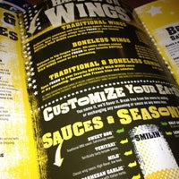 Photo taken at Buffalo Wild Wings by Nicolás G. on 8/30/2012