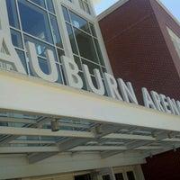 Photo taken at Auburn Arena by Matt B. on 4/14/2012