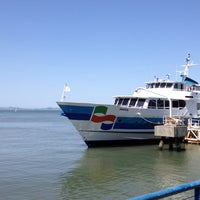 Photo taken at Golden Gate Ferry Terminal by Jason S. on 5/5/2012