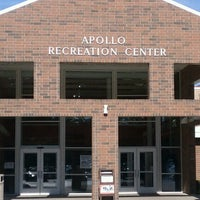 Photo taken at Apollo Recreation Center Alsip Park District by Diedra W. on 6/21/2012