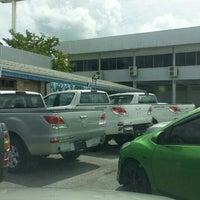Photo taken at Mazda Phuket by Chris T. on 9/7/2012