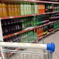 Photo taken at Supermercado Mundial by Fernanda A. on 6/13/2012