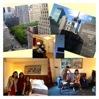 Photo taken at Residence Inn New York Manhattan/Times Square by @JuliusOCloset o. on 5/5/2012