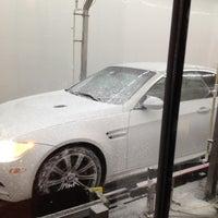 Photo taken at Hoffman Car Wash by John B. on 4/30/2012