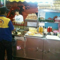 Photo taken at Otai Burger@Mydin Bt.Jelutong by Ujang Kobau • V§ •™ on 9/1/2012