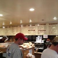 Photo taken at Bagel Bob's on York by Chris H. on 6/9/2012