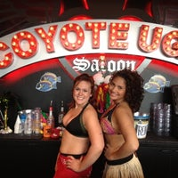 Photo taken at Coyote Ugly Saloon by Thom M. on 4/14/2012