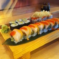 Photo taken at Sushi Naru by Sarah on 7/7/2012