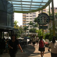 Photo taken at Starbucks by refinehere on 2/16/2012