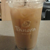 Photo taken at Panera Bread by Vanessa C. on 8/25/2012
