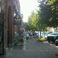 Photo taken at Main Street In Cooperstown, NY by Jarod G. on 7/27/2012
